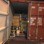 LCL kontena shipping