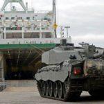 Tank roro shipping